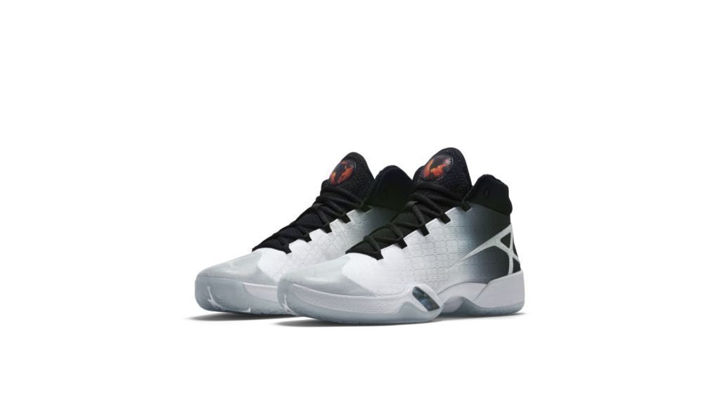 Jordan XXX White Black