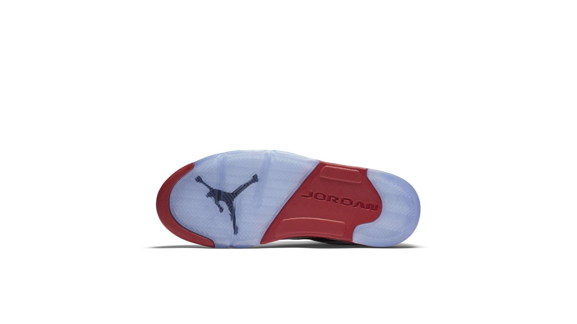 Jordan 5 Retro Low Fire Red (819171-101)