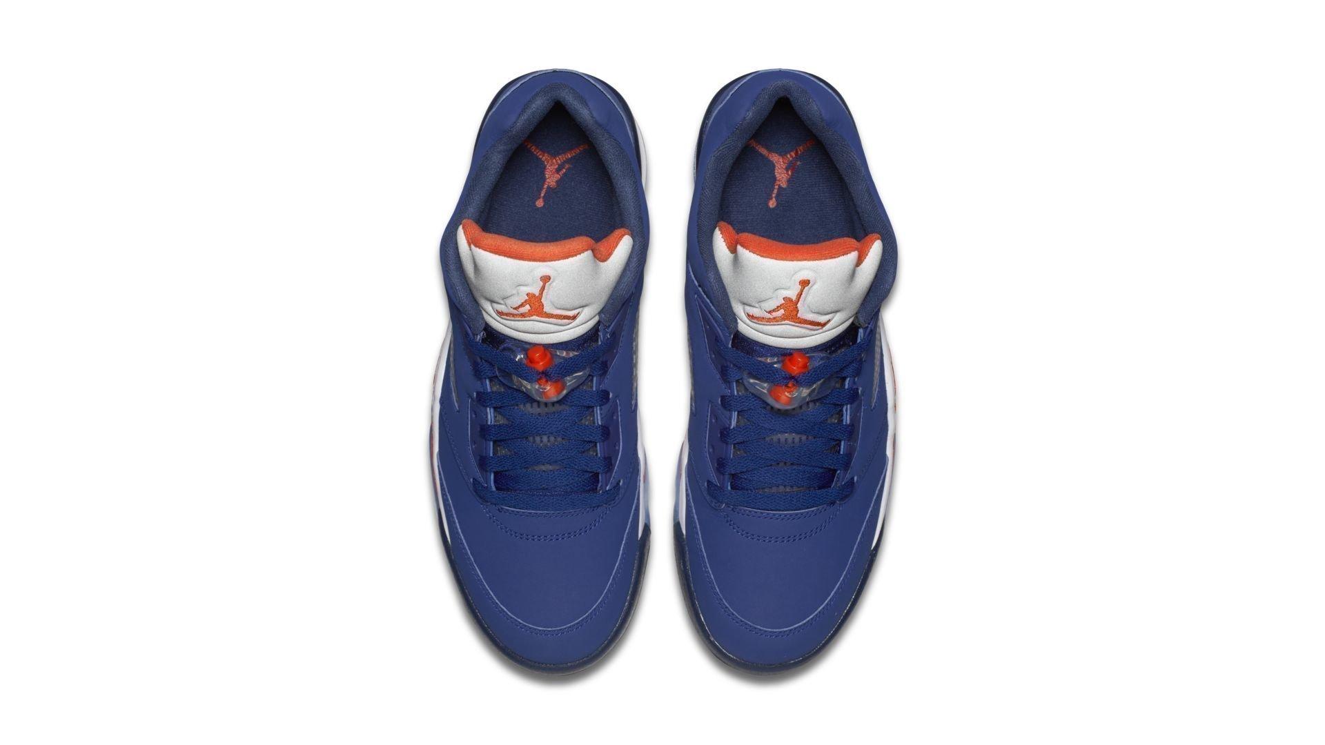 Jordan 5 Retro Low Knicks (819171-417)