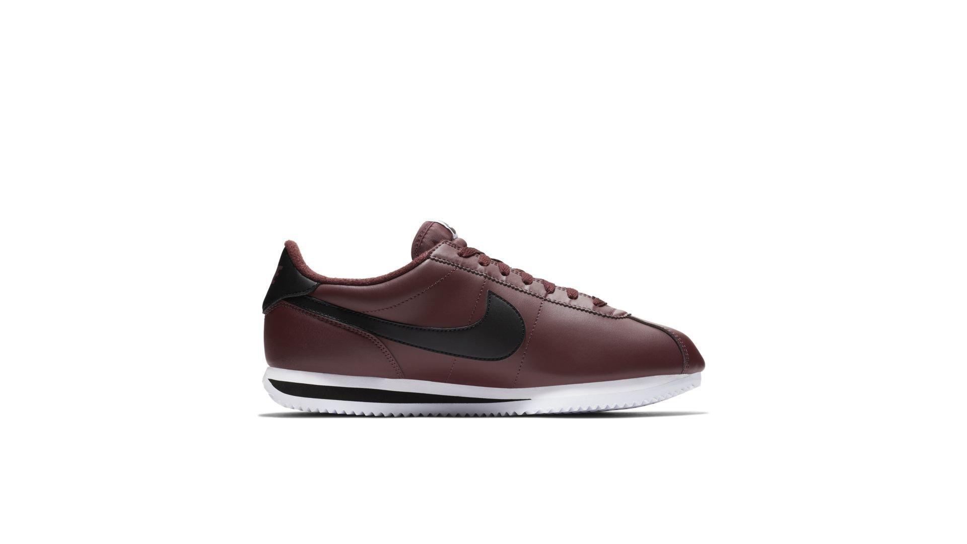 Nike Cortez Leather Burgundy Crush (819719-600)