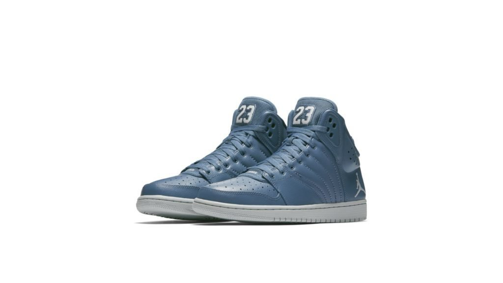 Jordan 1 Flight 4 Ocean Fog