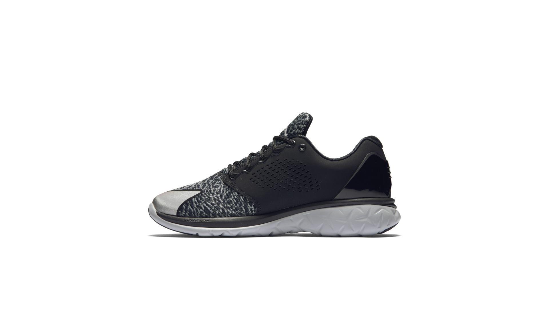 Jordan Trainer ST Black Wolf Grey (820253-010)