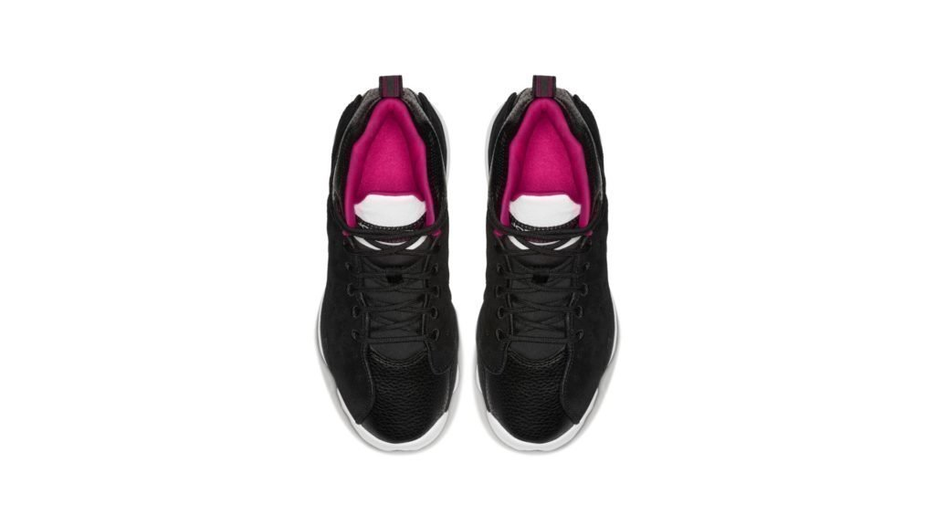 Jordan Jumpman Team 2 Black Rush Pink (GS)
