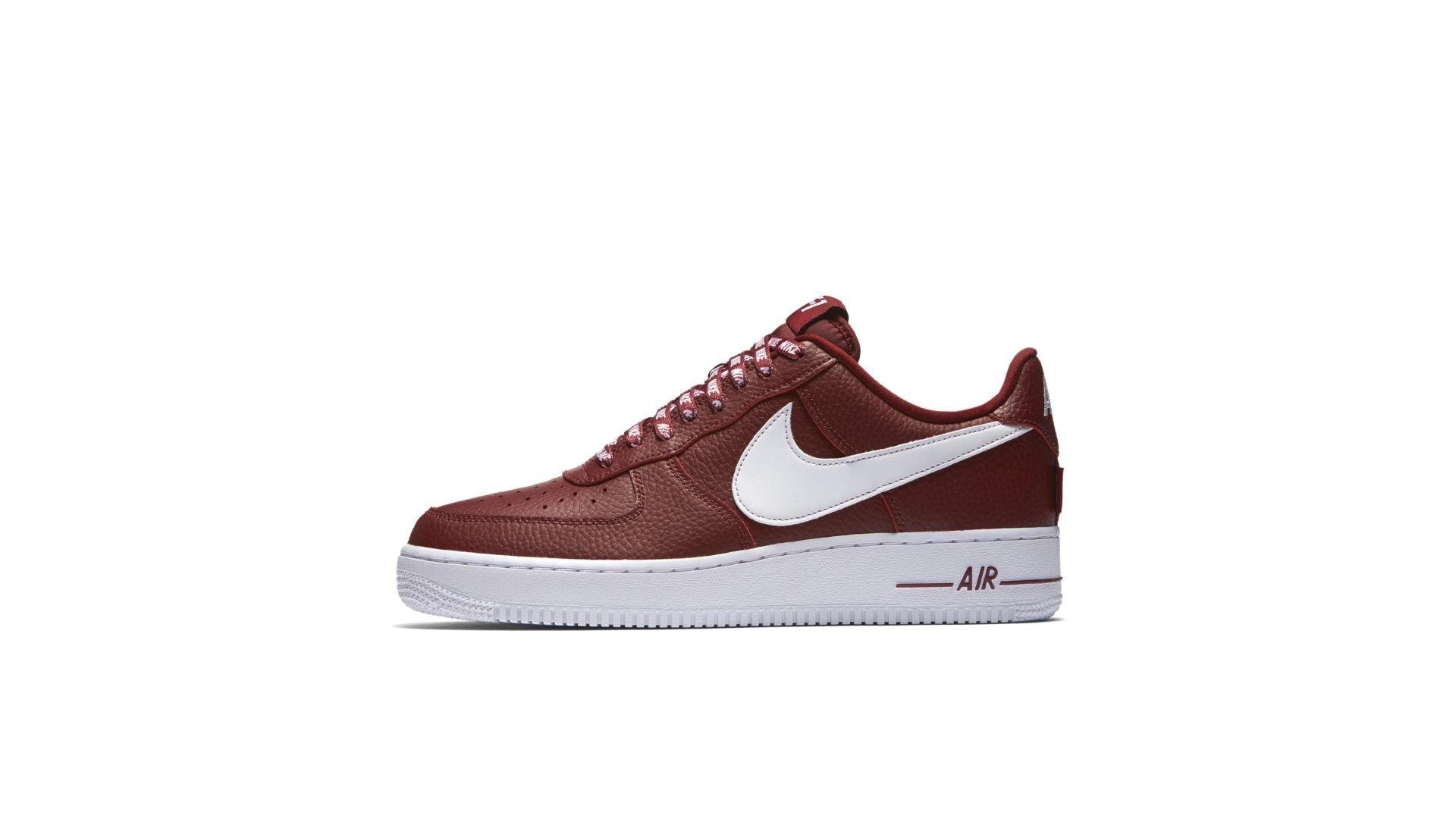 Nike Air Force 1 Low NBA Team Red (823511-605)
