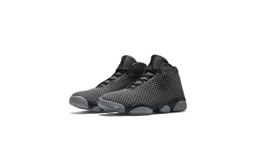 Jordan Horizon Black White
