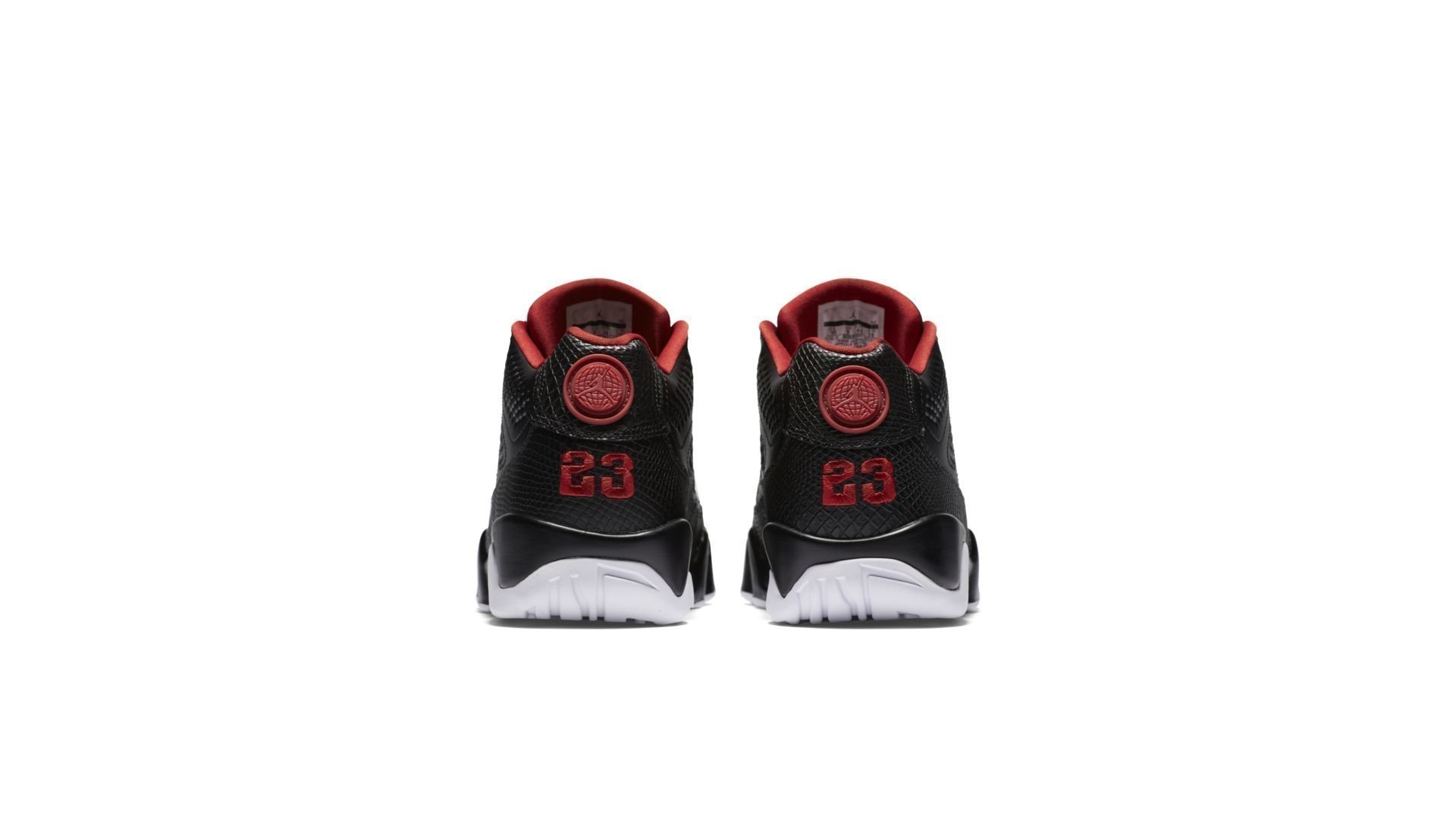 Jordan 9 Retro Low Snakeskin (832822-001)