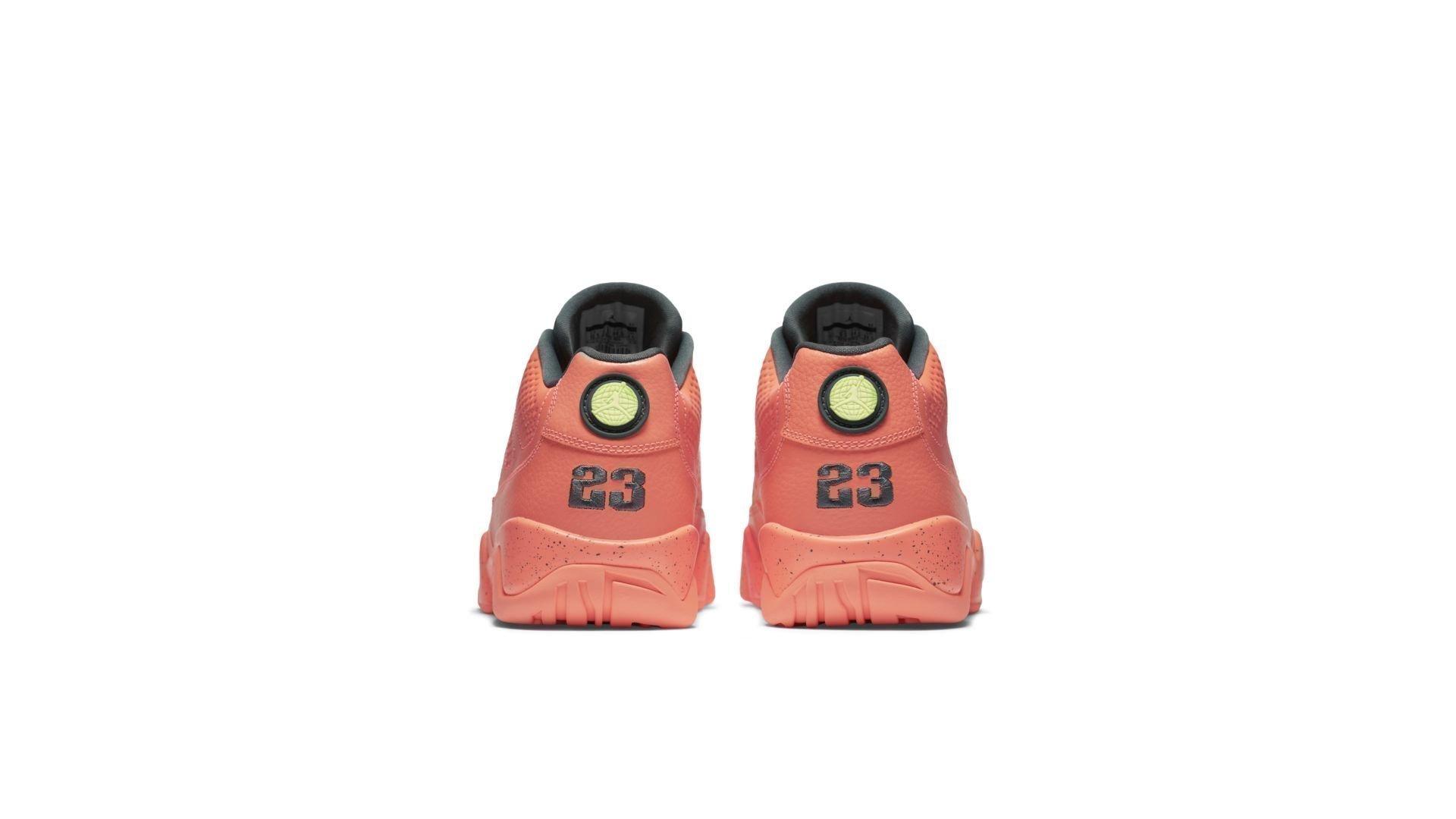 Jordan 9 Retro Low Bright Mango (832822-805)