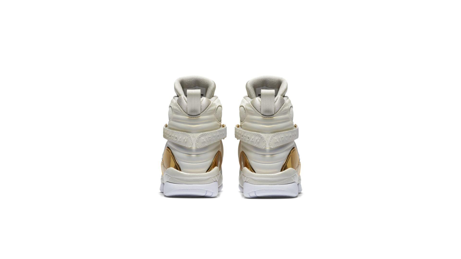 Jordan 8 Retro Champagne (GS) (833378-030)