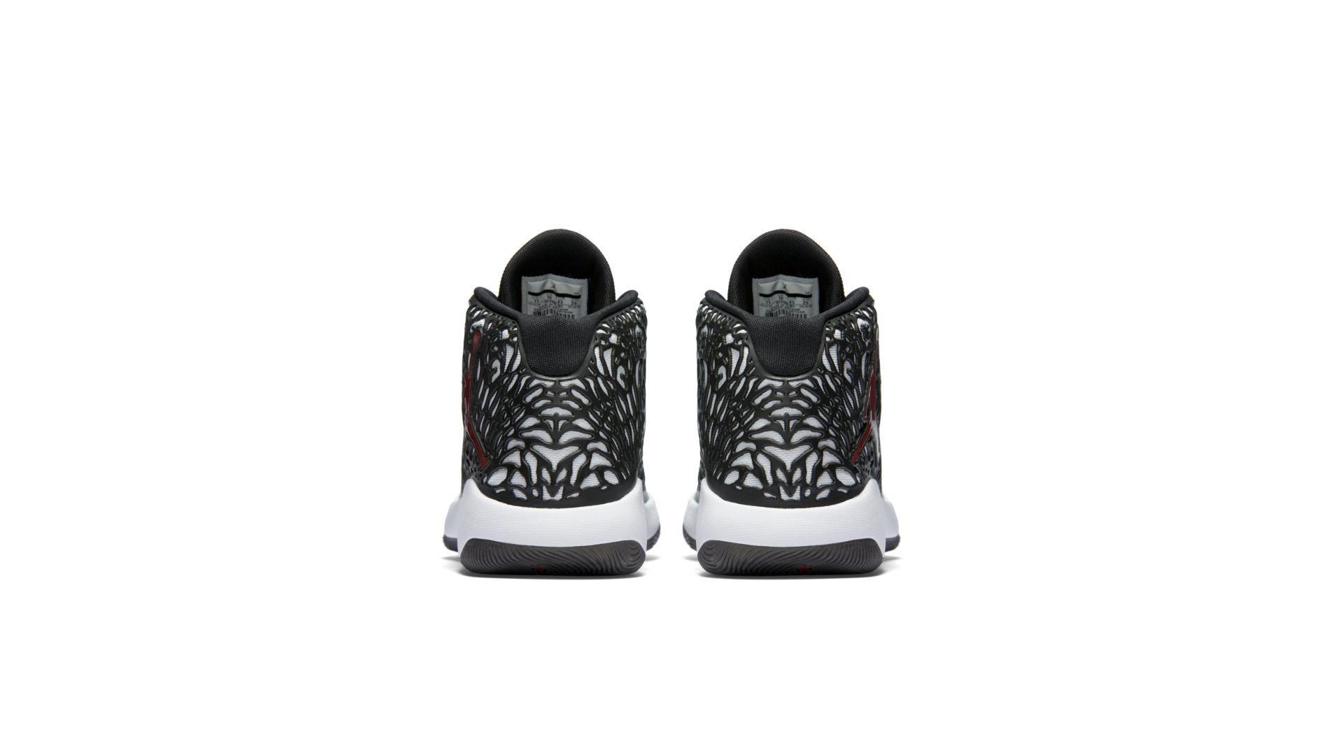 Jordan Ultra.Fly Black White Gym Red (834268-101)