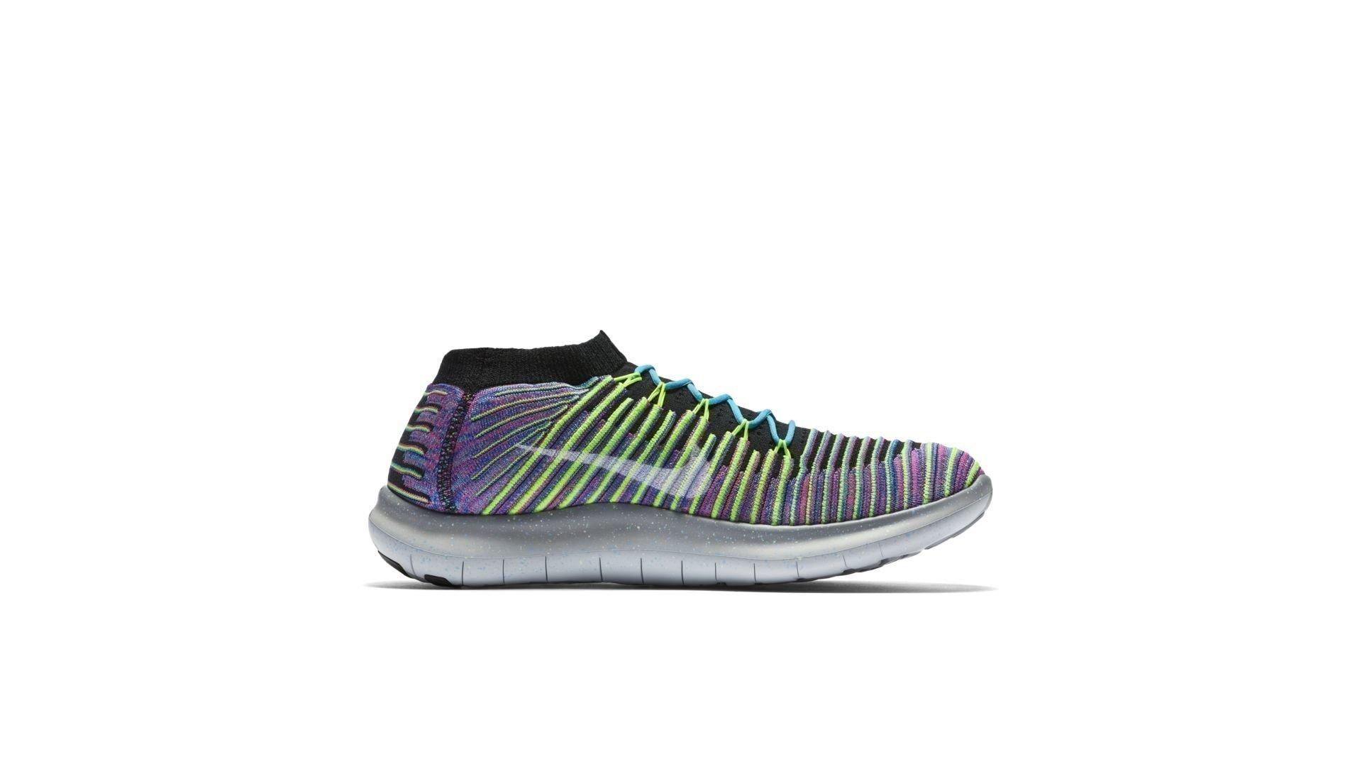 Nike Free RN Motion Flyknit Multi-Color (834584-006)
