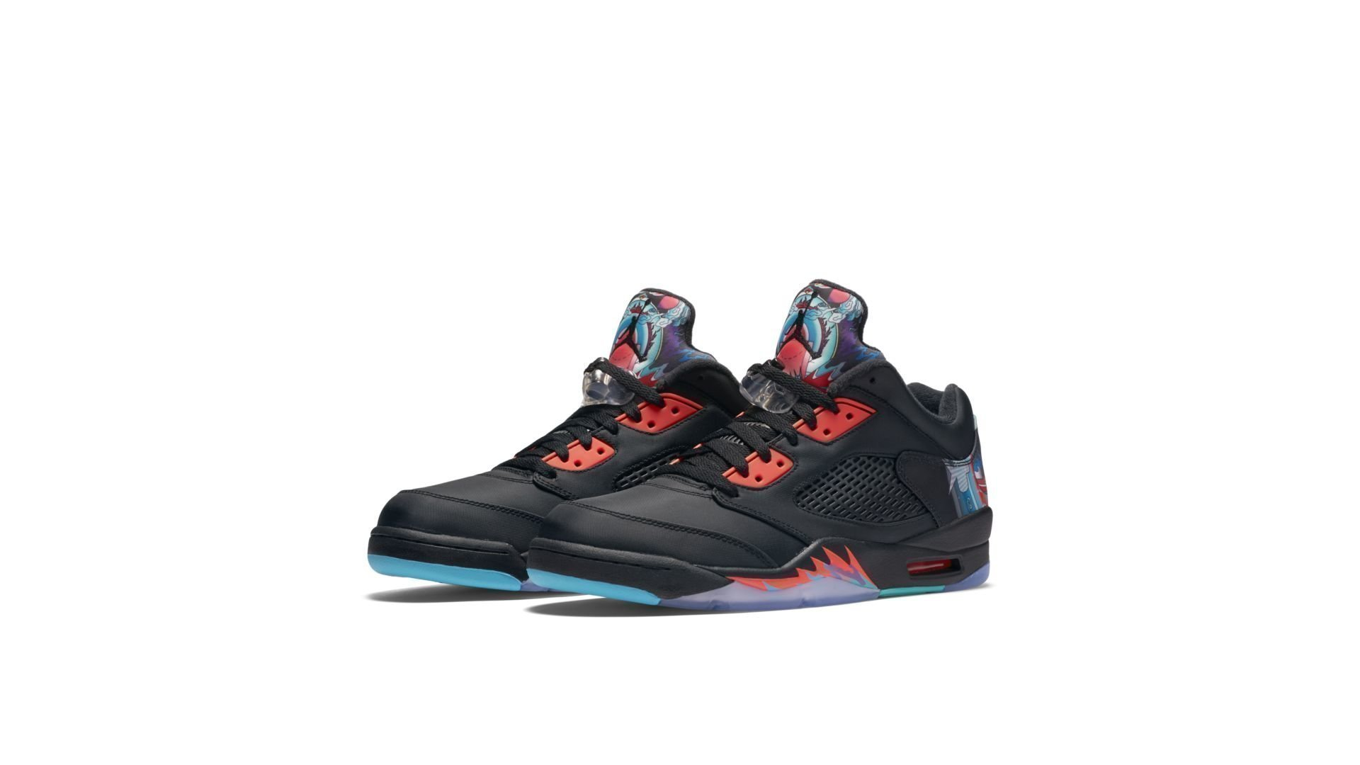 Jordan 5 Retro Low Chinese New Year (840475-060)