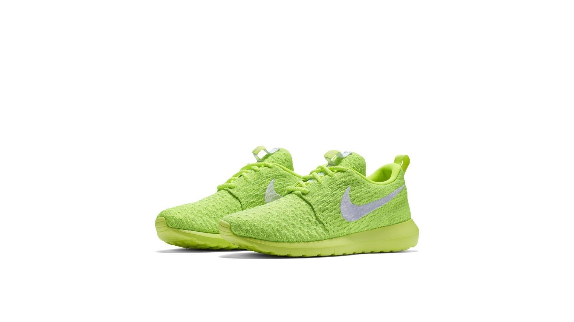 Nike Roshe NM Flyknit Volt (W) (843386-701)