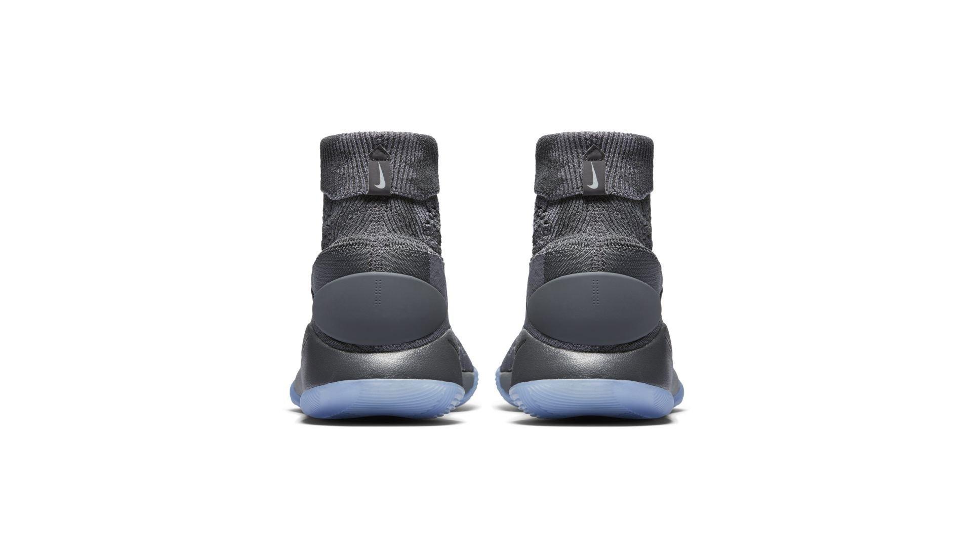 Nike Hyperdunk 2016 Flyknit Dark Grey (843390-002)