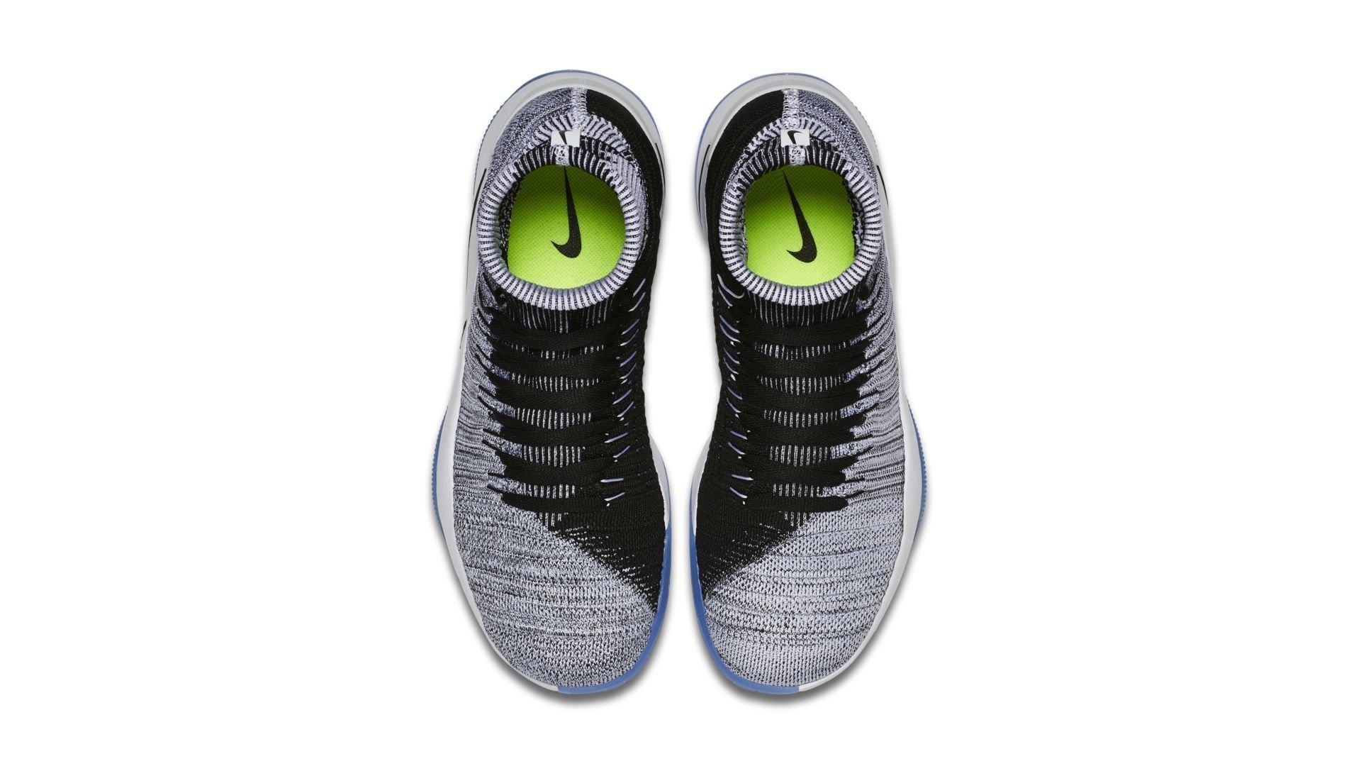 Nike Hyperdunk Flyknit 2016 Oreo (843390-010)