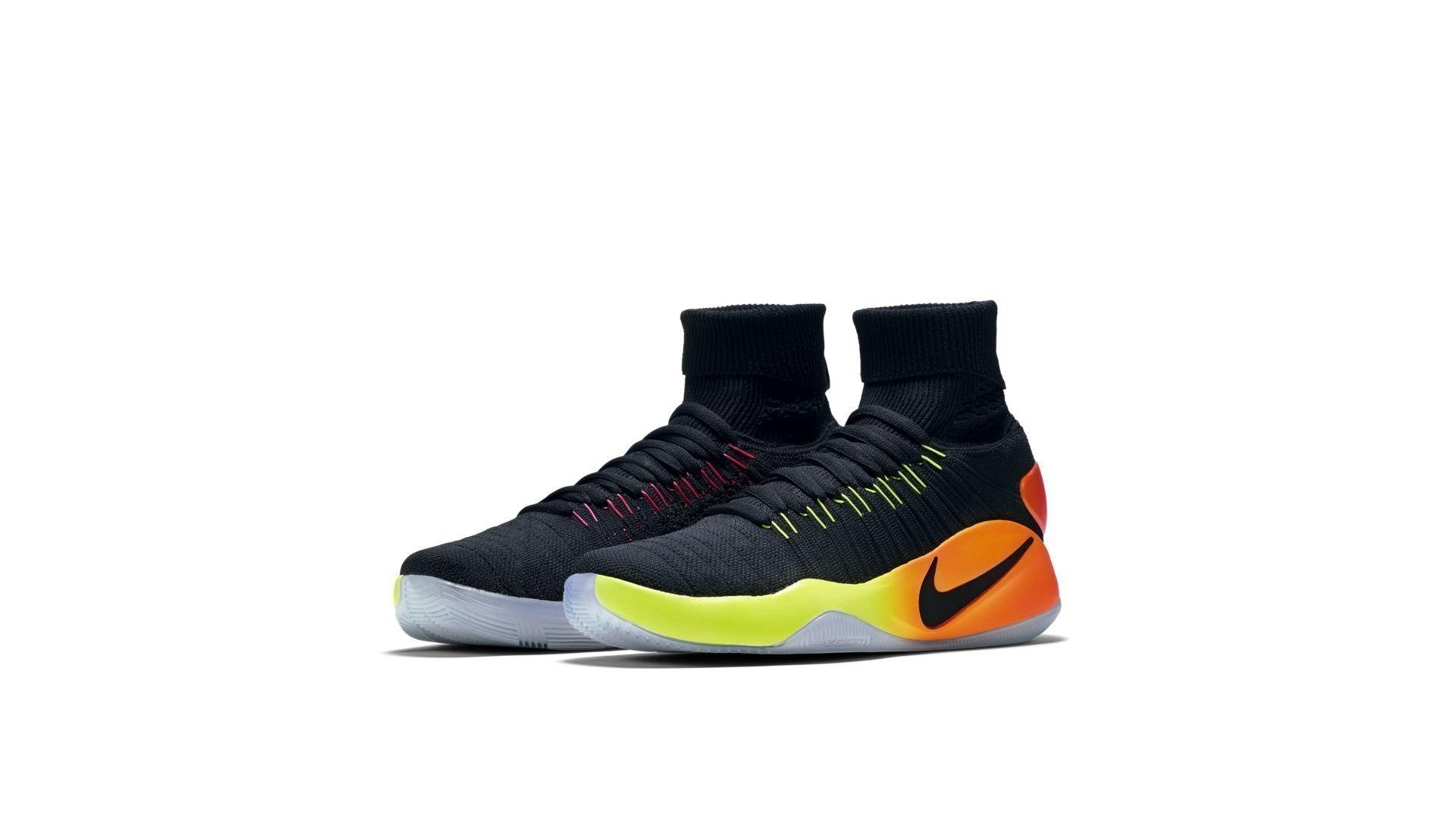 Nike Hyperdunk 2016 Flyknit Unlimited (843390-017)