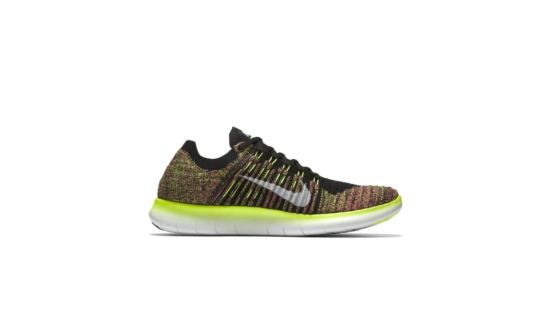 Nike Free Run Flyknit Unlimited Olympic (843430-999)
