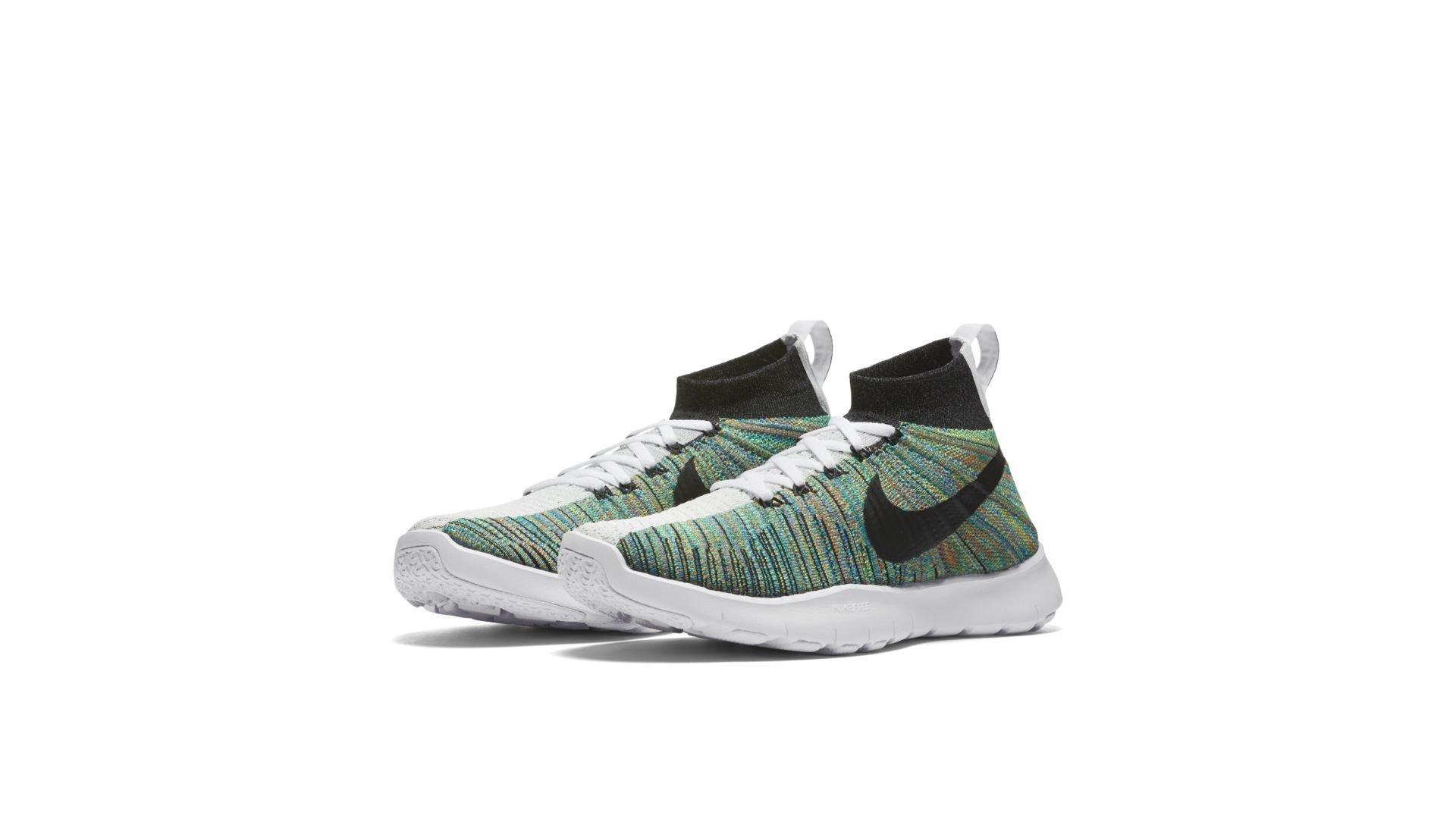 Nike Free Train Force Flyknit Tisci Multi-Color (844461-910)