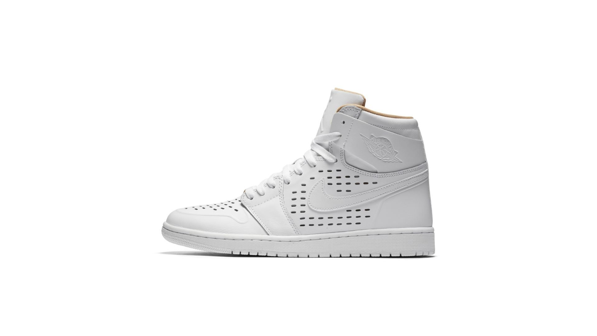 Jordan 1 Retro White Vachetta Tan (845018-142)