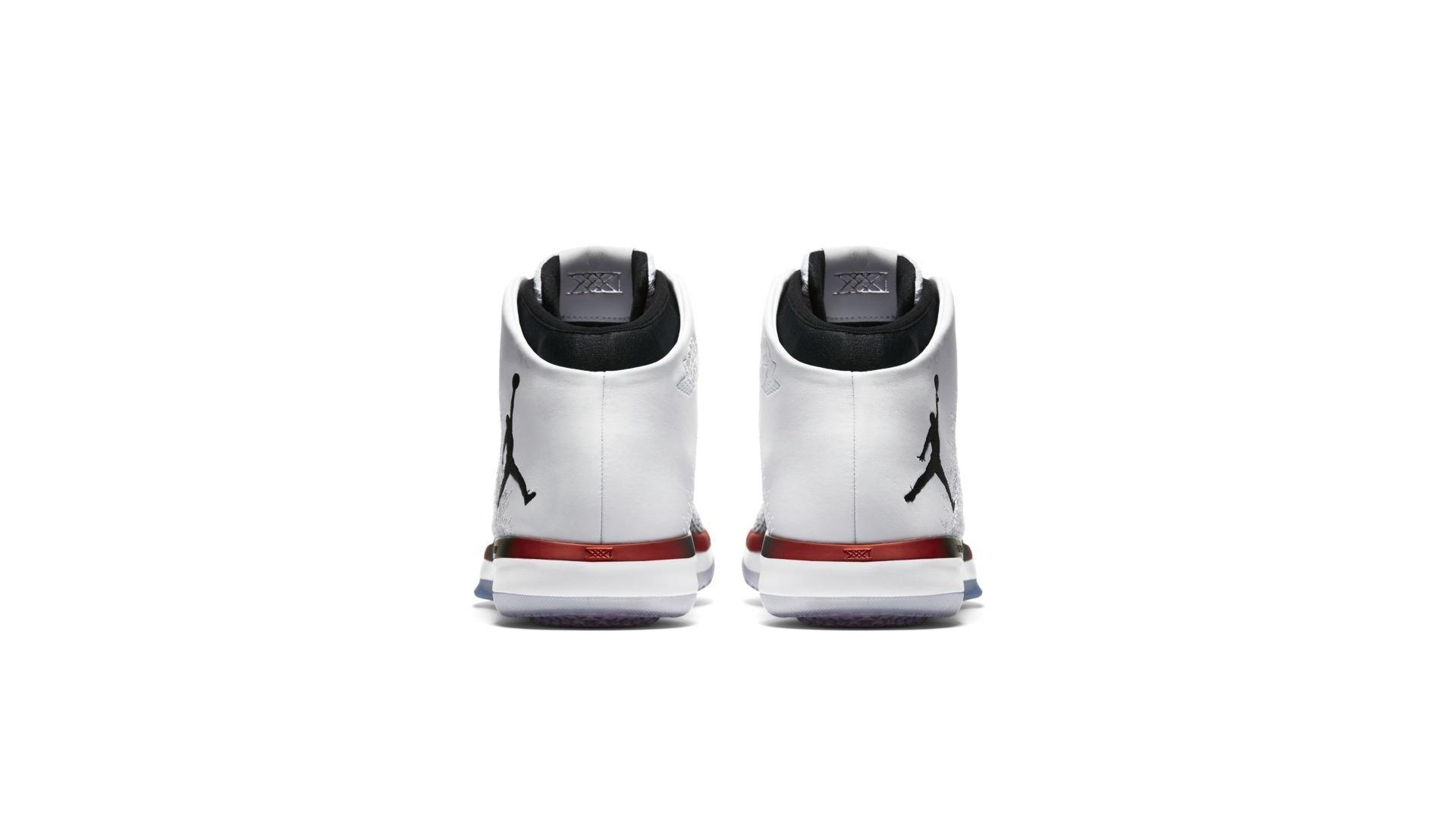 Jordan XXX1 Black Toe (845037-108)