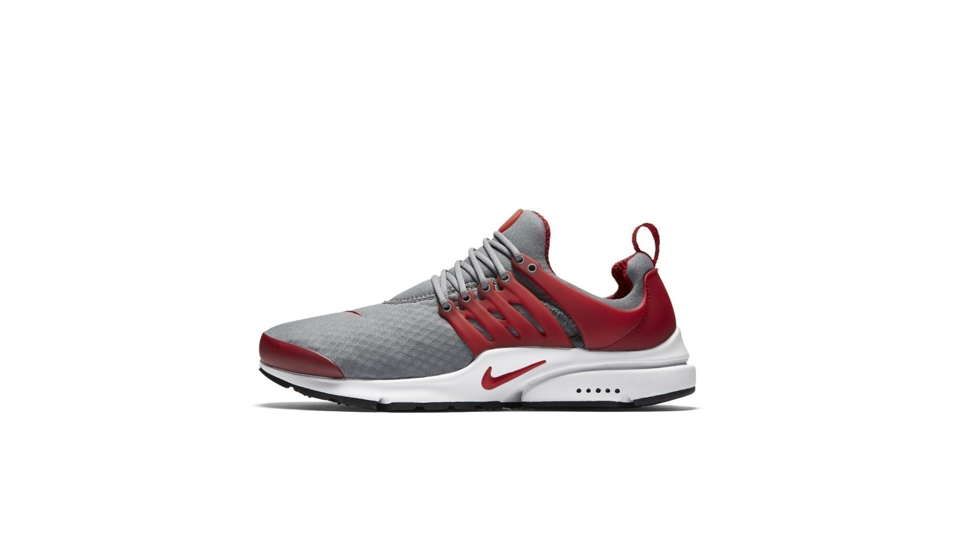 Nike Air Presto Cool Grey Gym Red (848187-008)