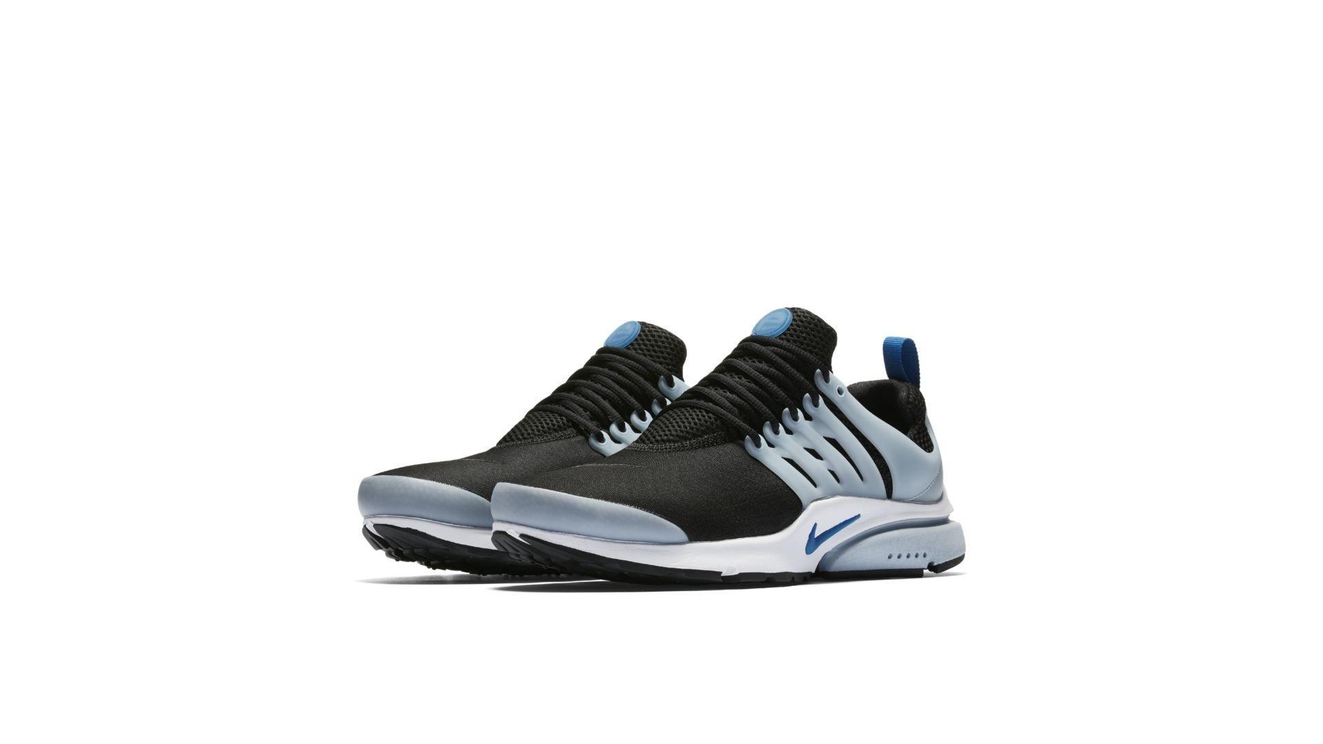 Nike Air Presto Black Blue Jay (848187-016)