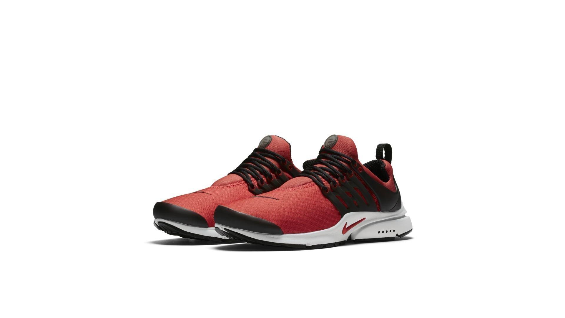 Nike Air Presto Track Red Black (848187-600)