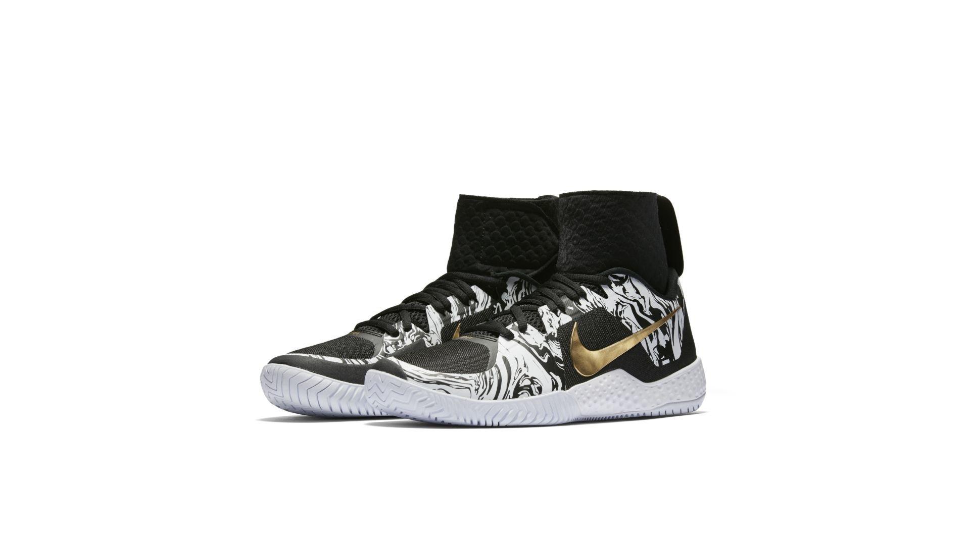 Nike Court Flare BHM 2017 (W) (848453-100)