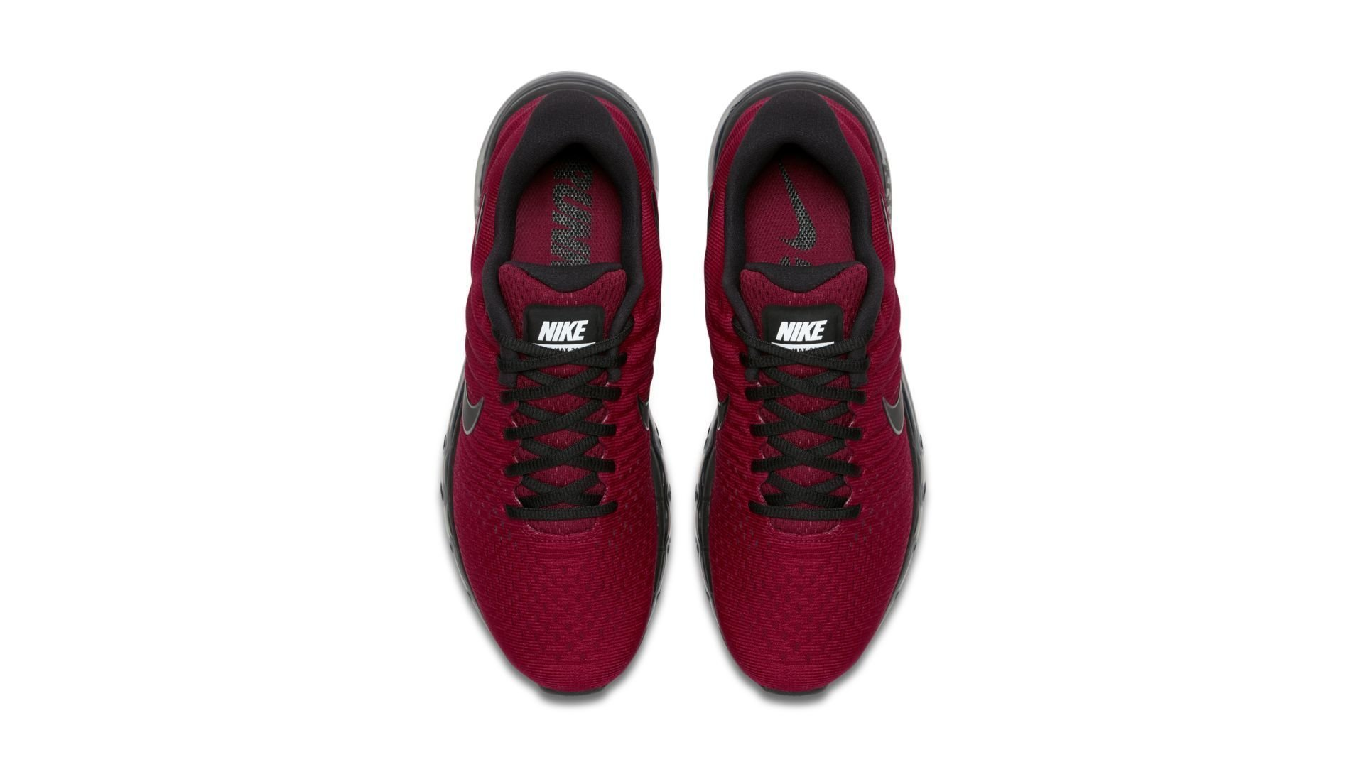 Nike Air Max 2017 Team Red Black (849559-603)