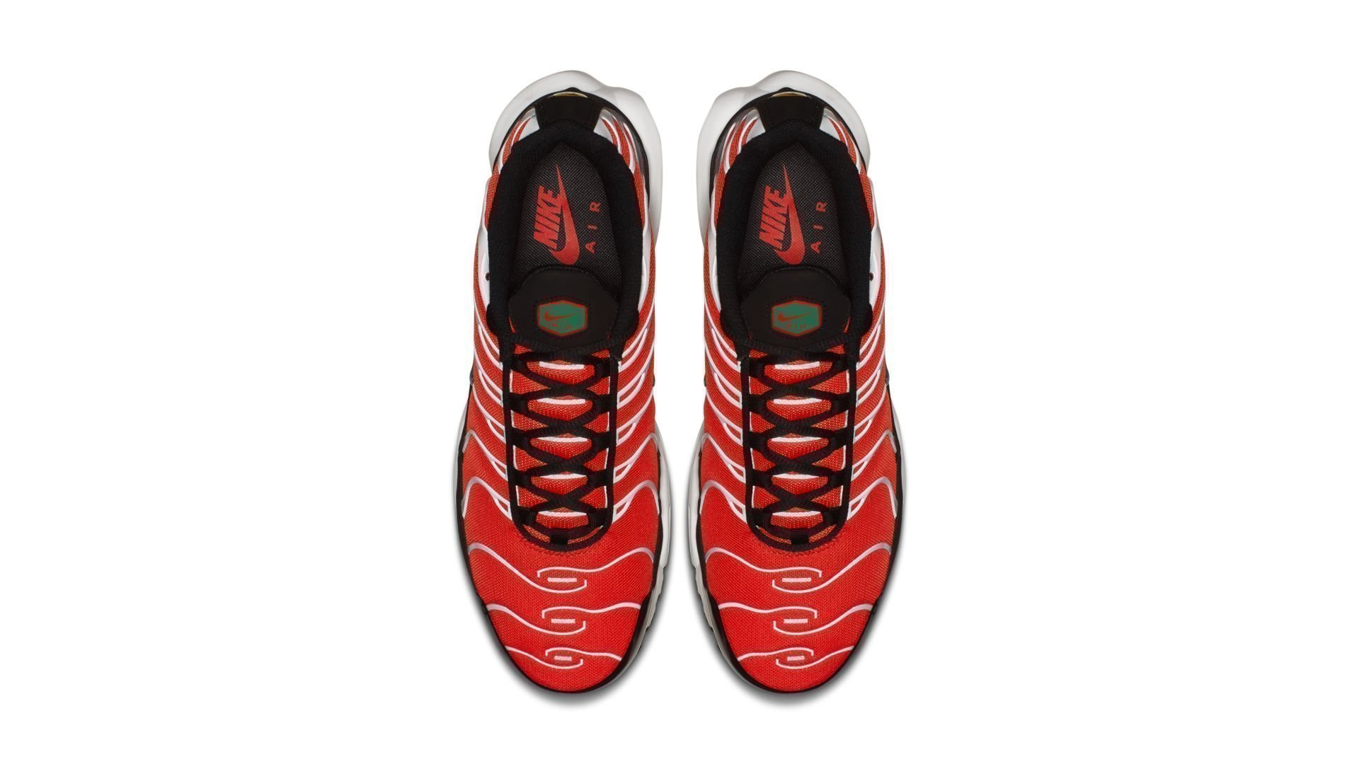 Nike Air Max Plus Team Orange Neptune Green (852630-801)