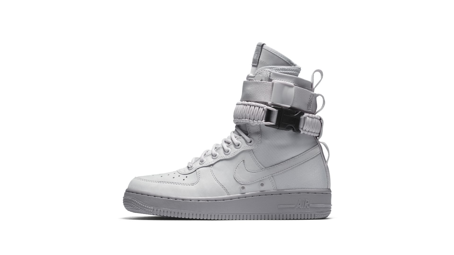 Nike SF Air Force 1 High Vast Grey (W) (857872 003)