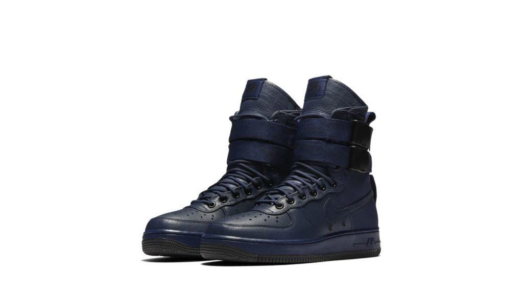 SF Air Force 1 Binary Blue (W)
