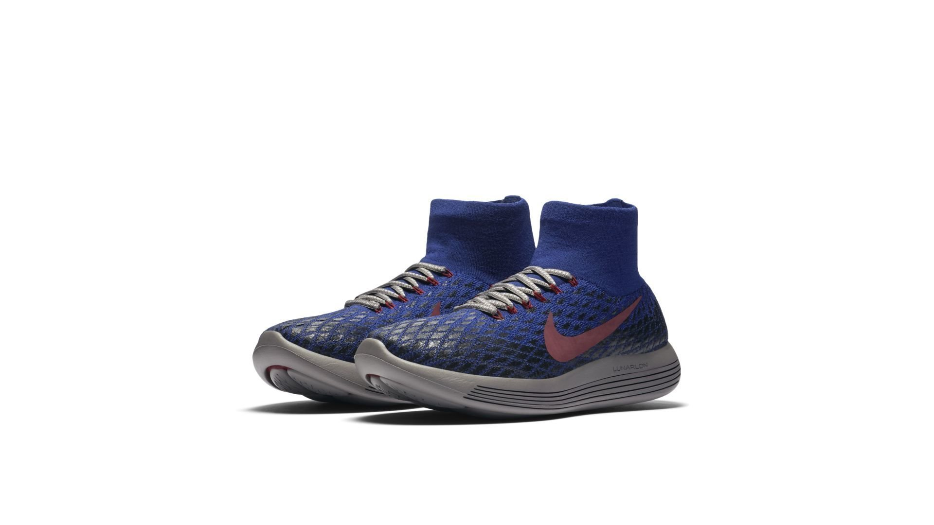 Nike LunarEpic Flyknit Shield Gyakusou Blue (859891-400)