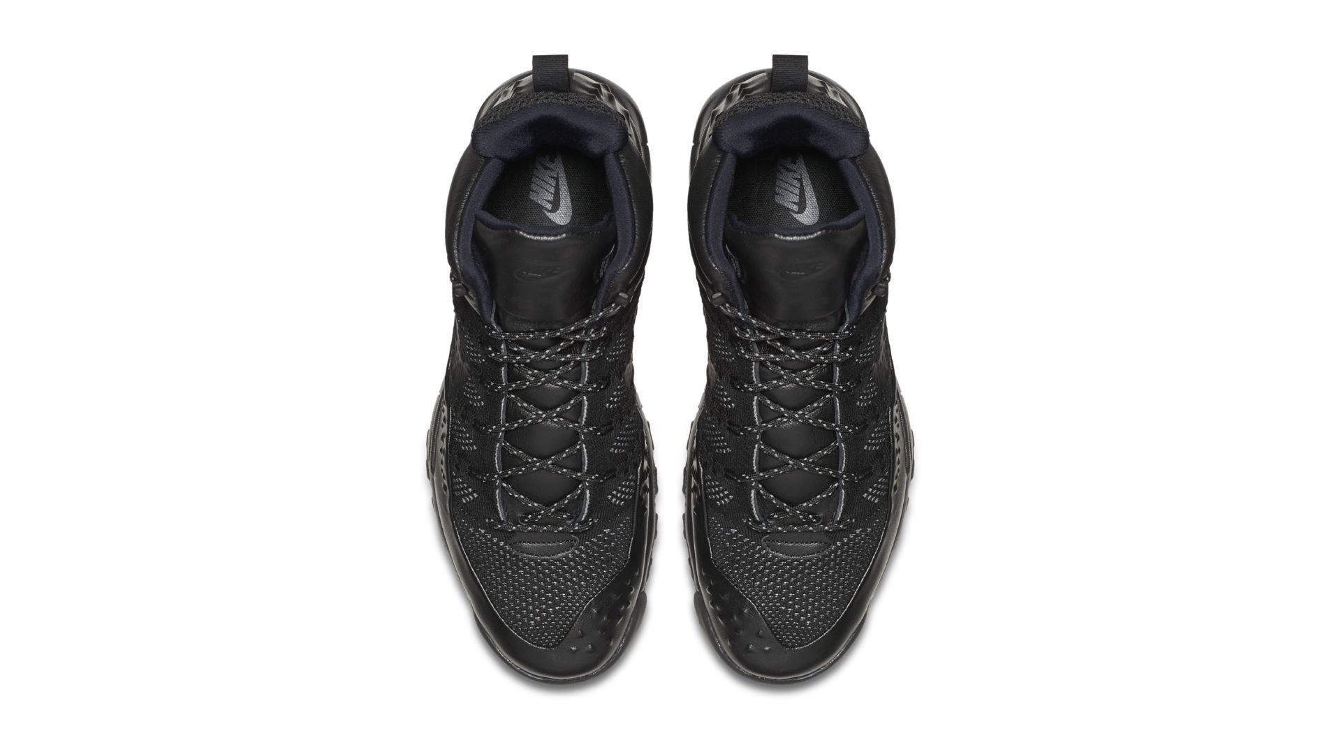 Nike Lupinek Flyknit Triple Black (862505-002)
