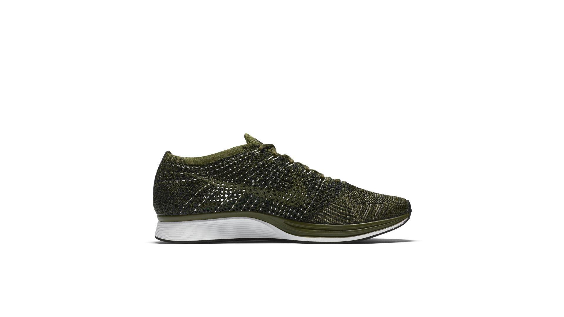 Nike Flyknit Racer Rough Green (862713-300)