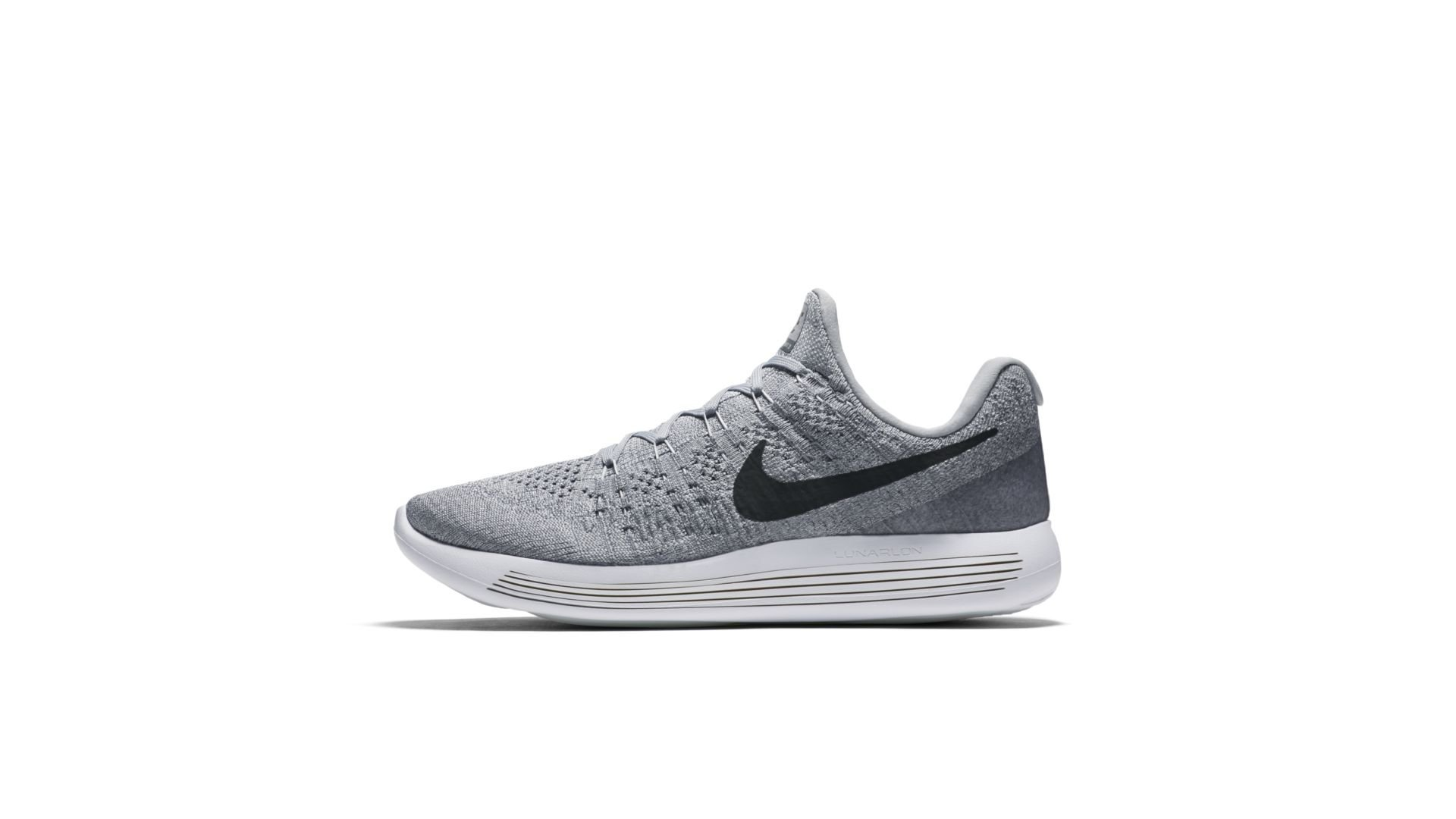 Nike Lunarepic Low Flyknit 2 Wolf Grey (863779-002)