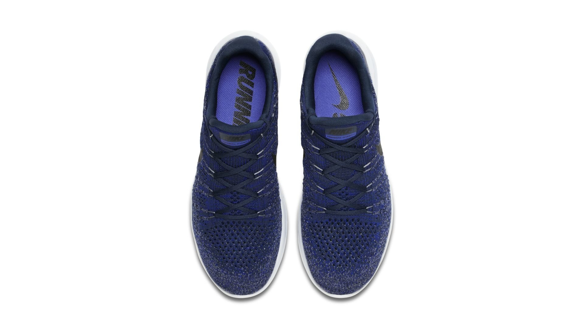 Nike Lunarepic Low Flyknit 2 College Navy (863779-406)