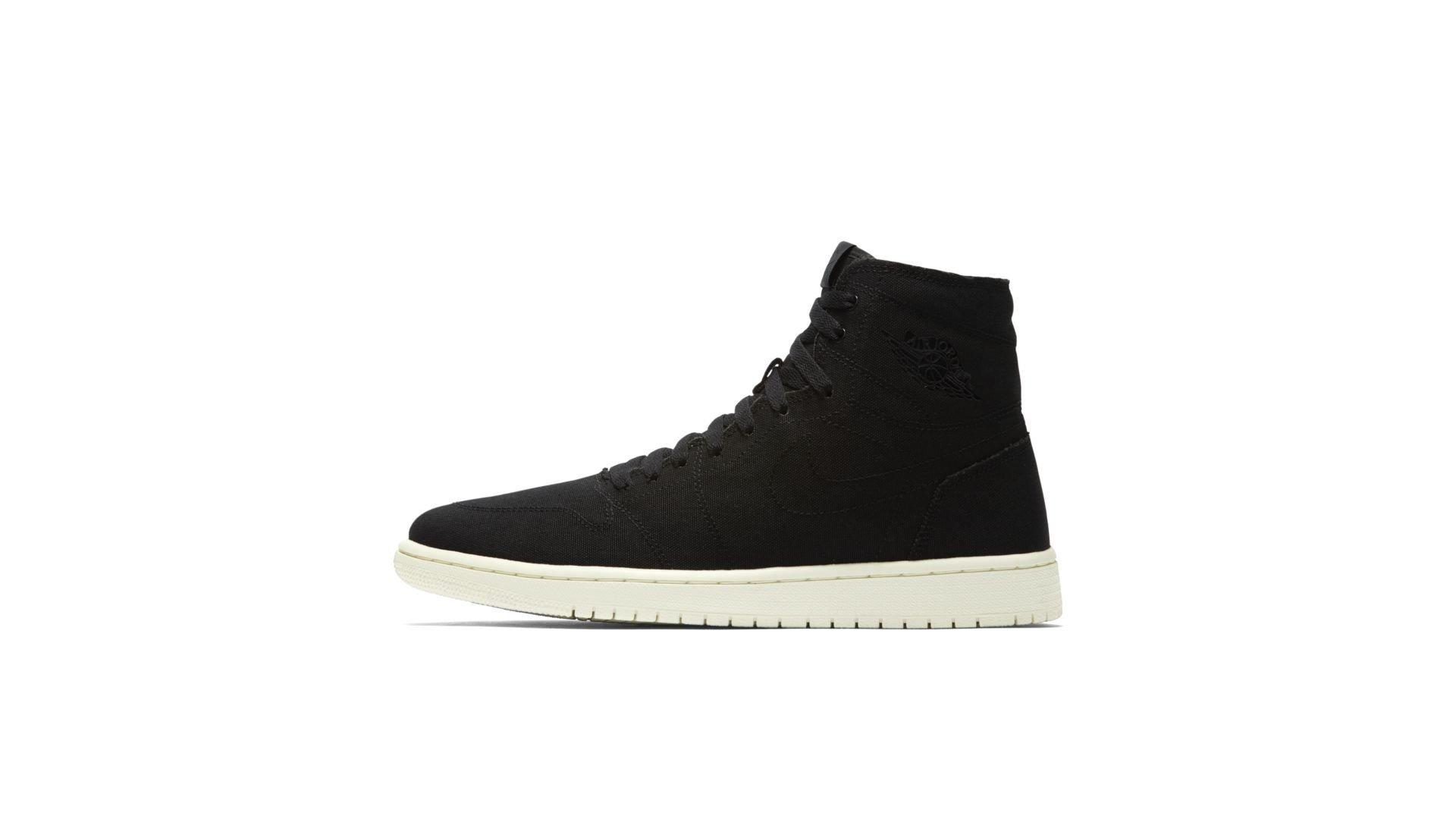 Jordan 1 Retro Deconstrcuted Black (867338-010)