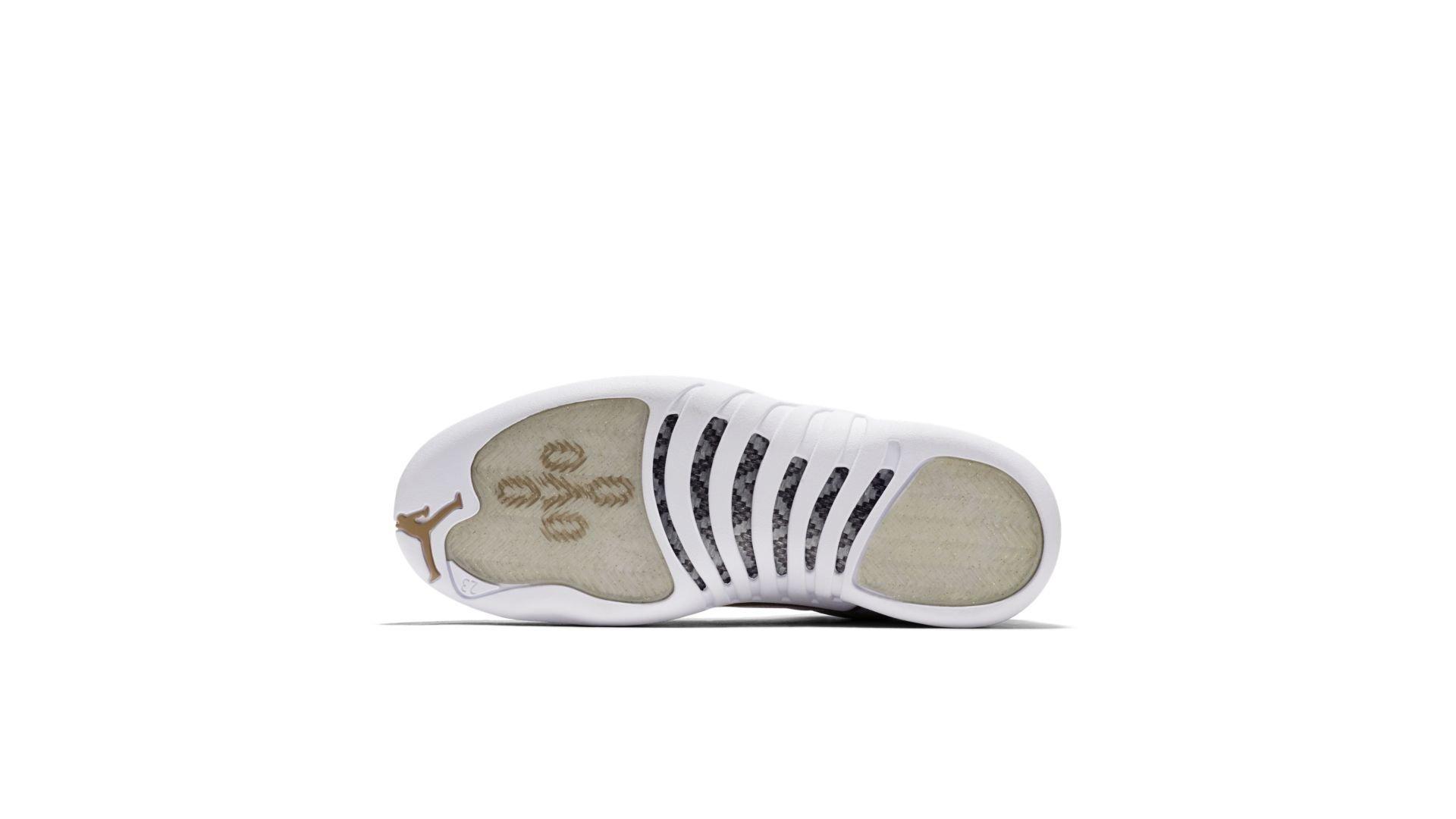 Jordan 12 Retro OVO White (873864-102)