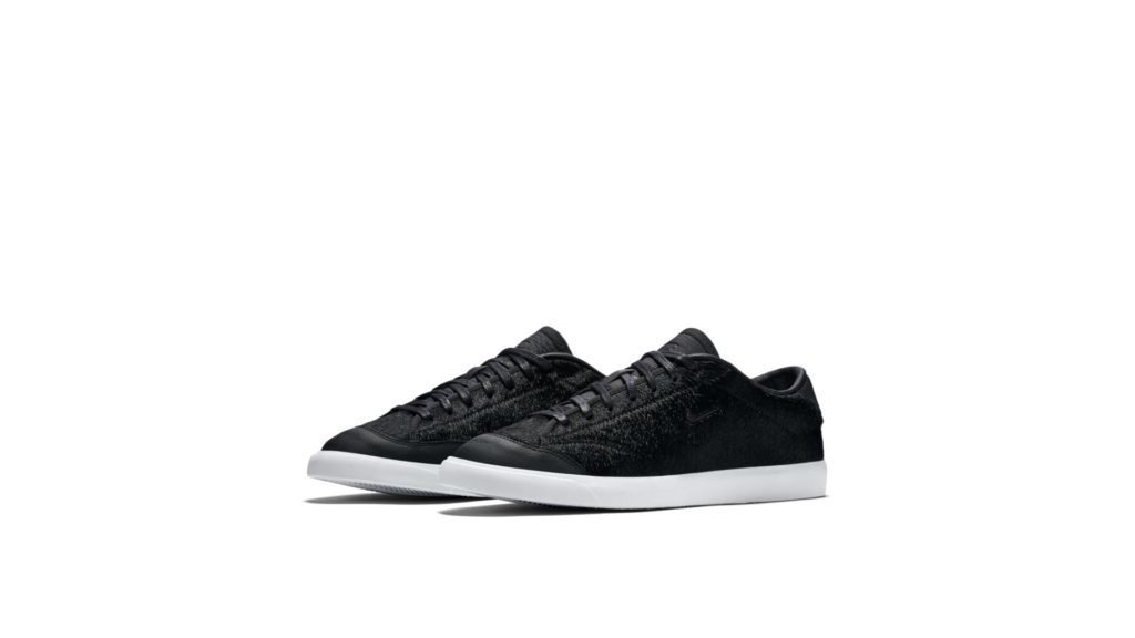 All Court 2 Low LX Black White