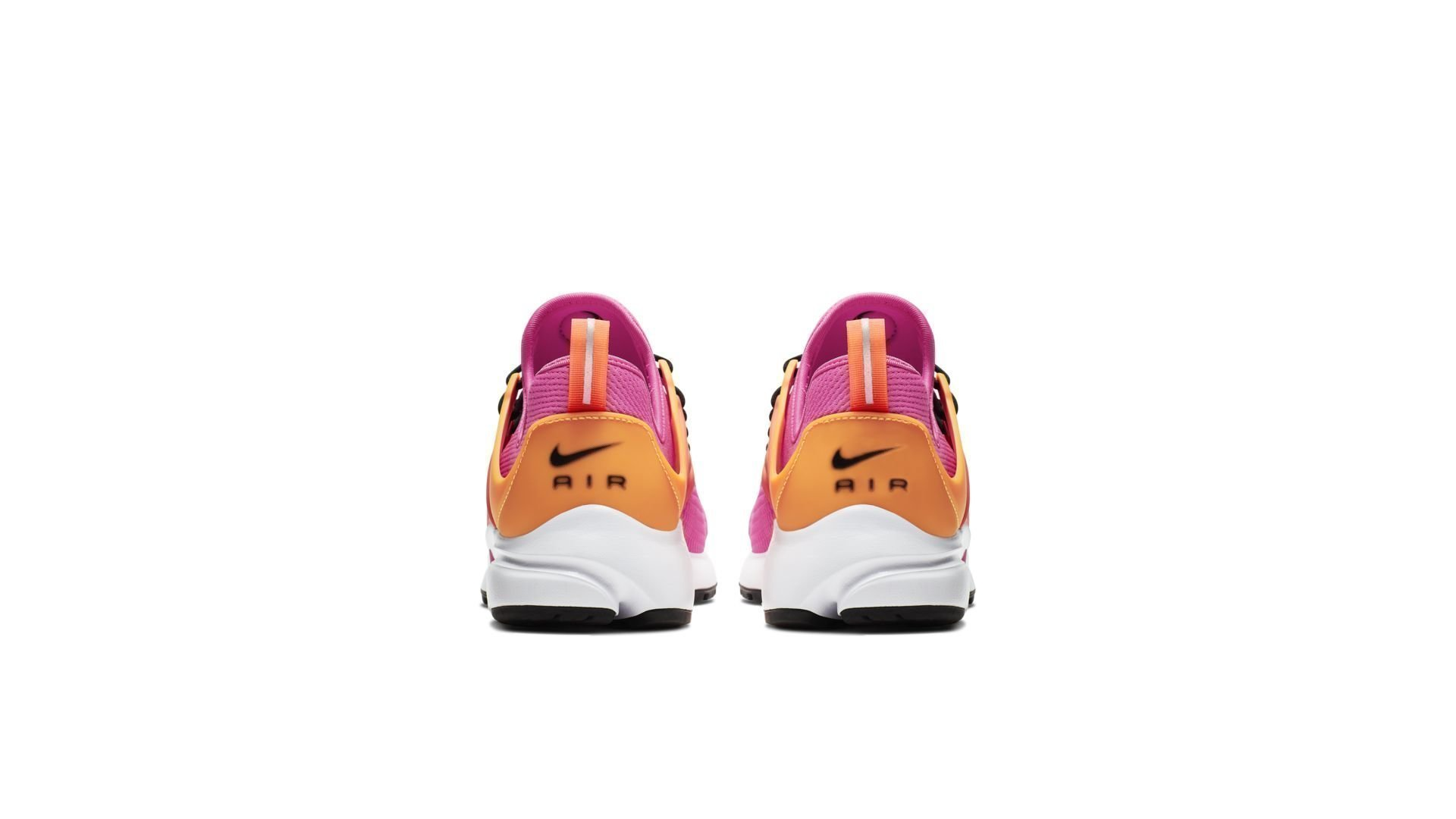 Nike Air Presto Laser Fuchsia Laser Orange (W) (878068-607)