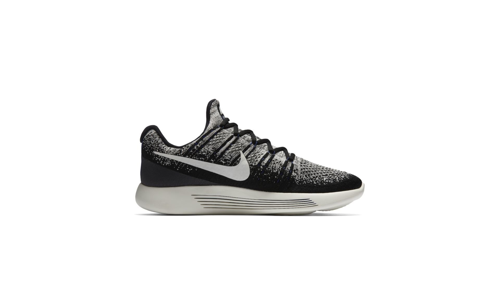 Nike LunarEpic Low Flyknit 2 Gyakusou Black (880283-001)