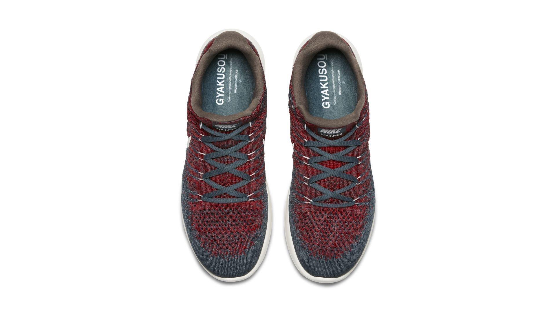 Nike LunarEpic Low Flyknit 2 Gyakusou Blue Fox (880283-400)