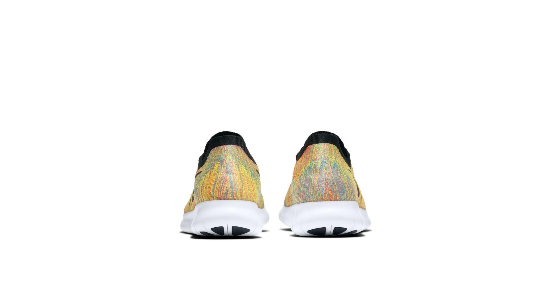 Nike Free RN Flyknit 2017 Multi-Color (880843-005)
