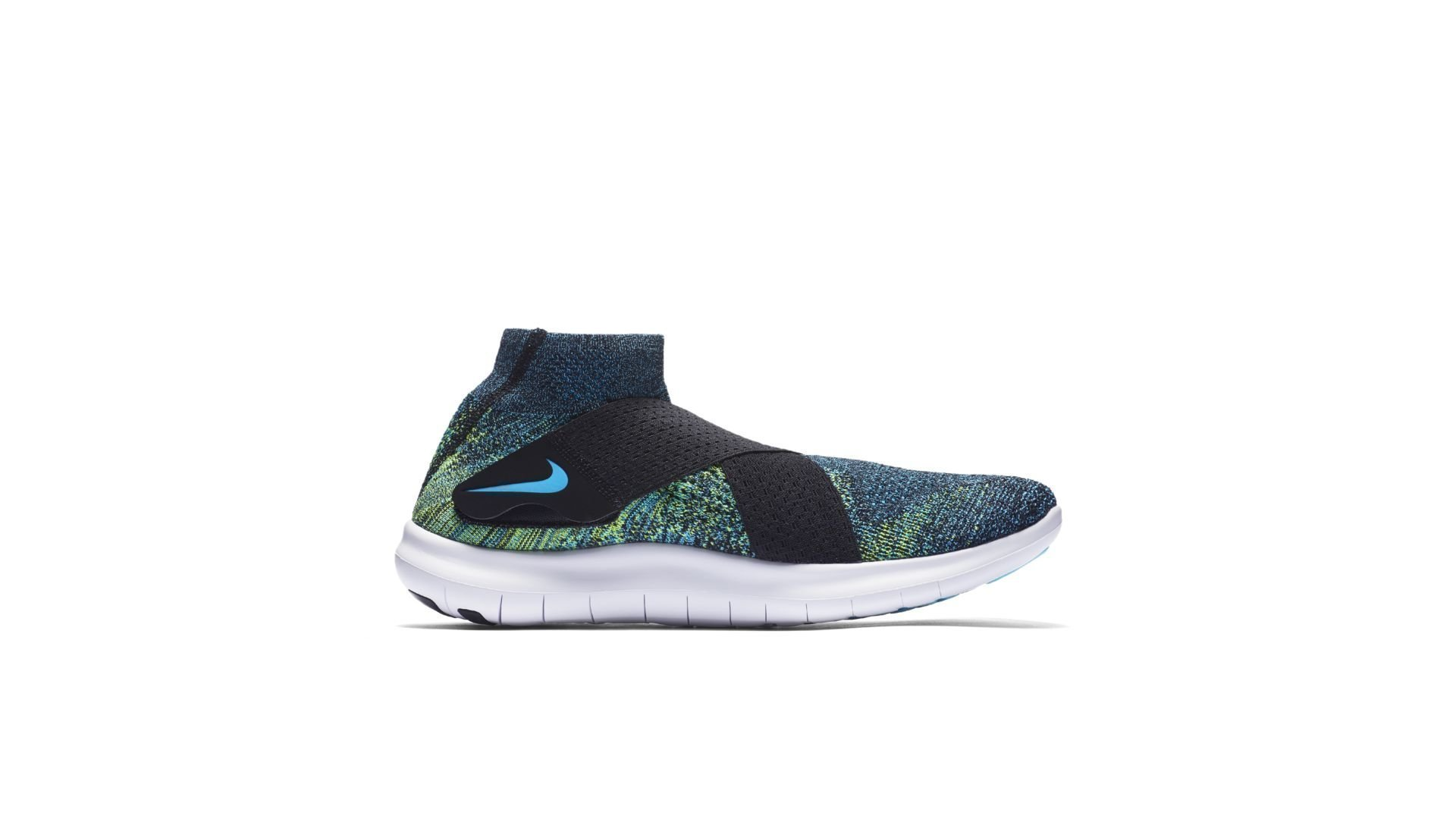 Nike Free RN Motion Flyknit 2017 Multi-Color (880845-004)