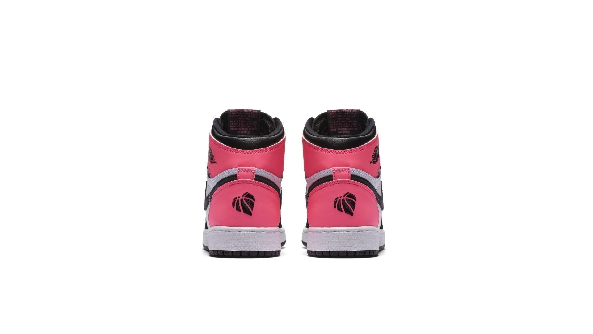 Jordan 1 Retro Valentine's Day 2017 (GS) (881426-009)