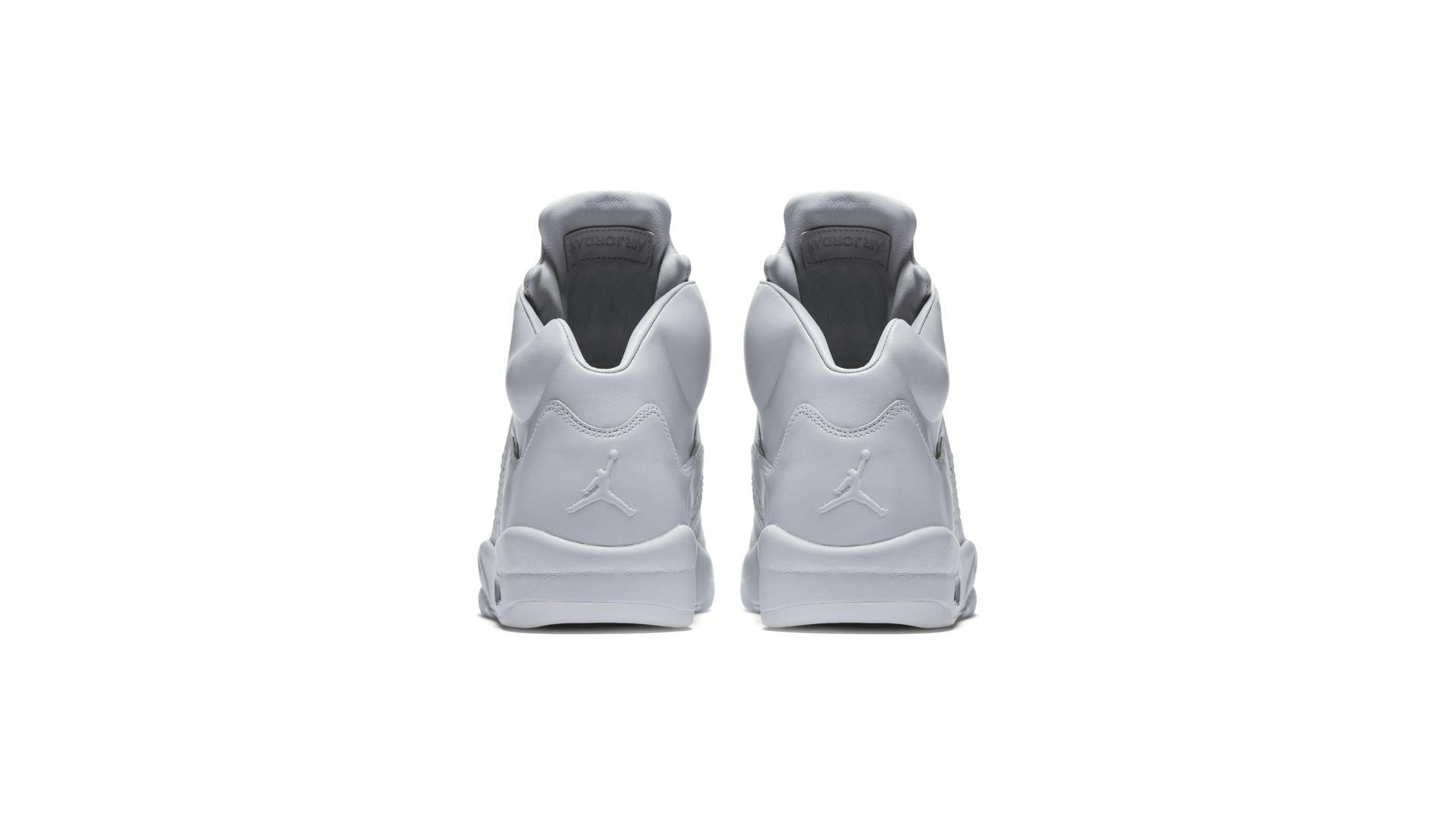 Jordan 5 Retro Pure Platinum (881432-003)