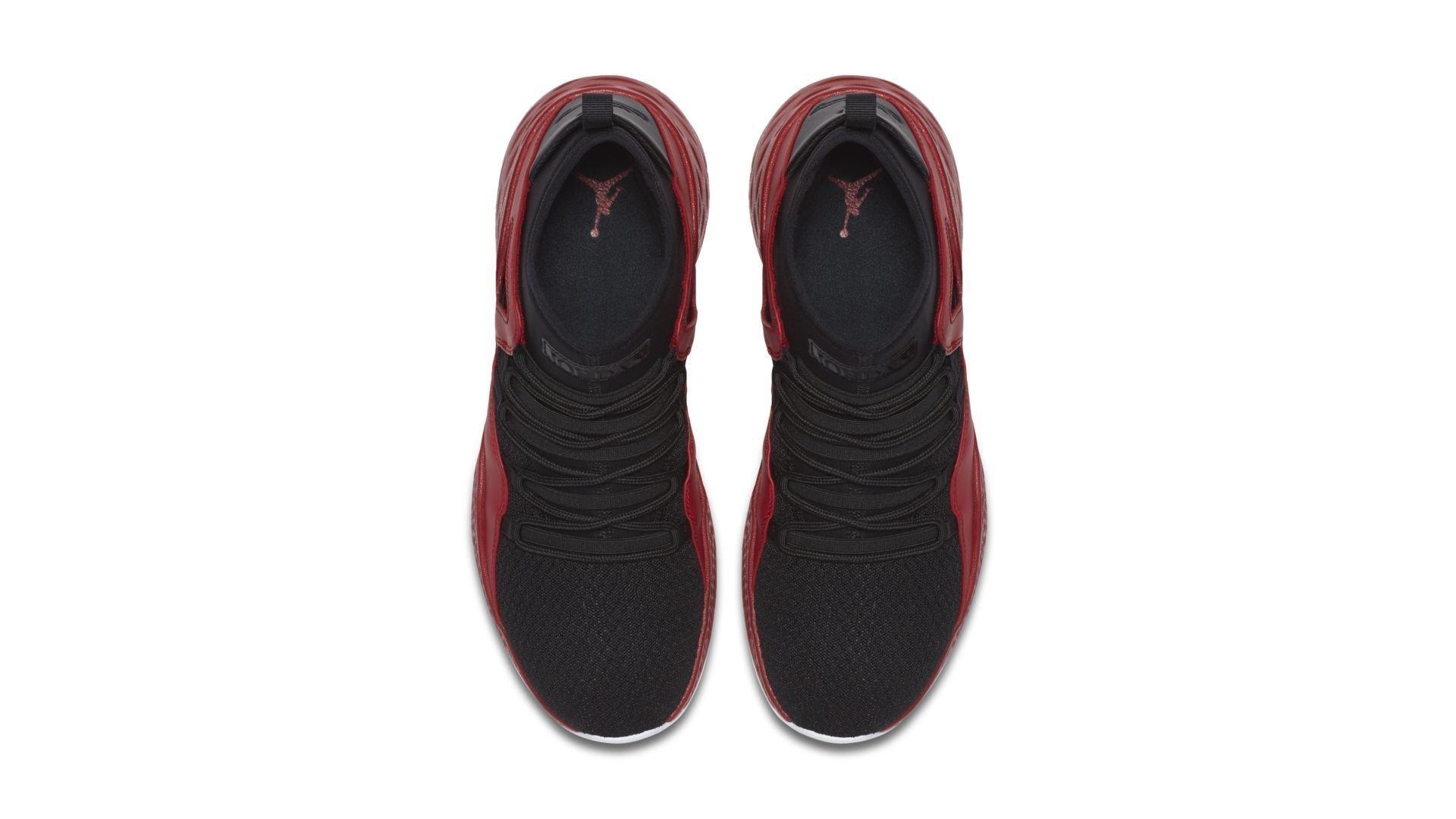 Jordan Formula 23 Black Gym Red (881465-001)