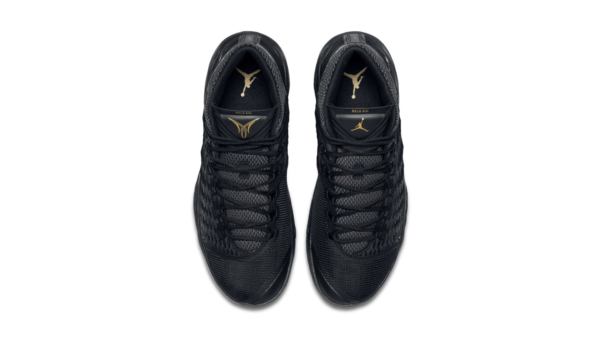 Jordan Melo M13 Black Gold (881562-004)
