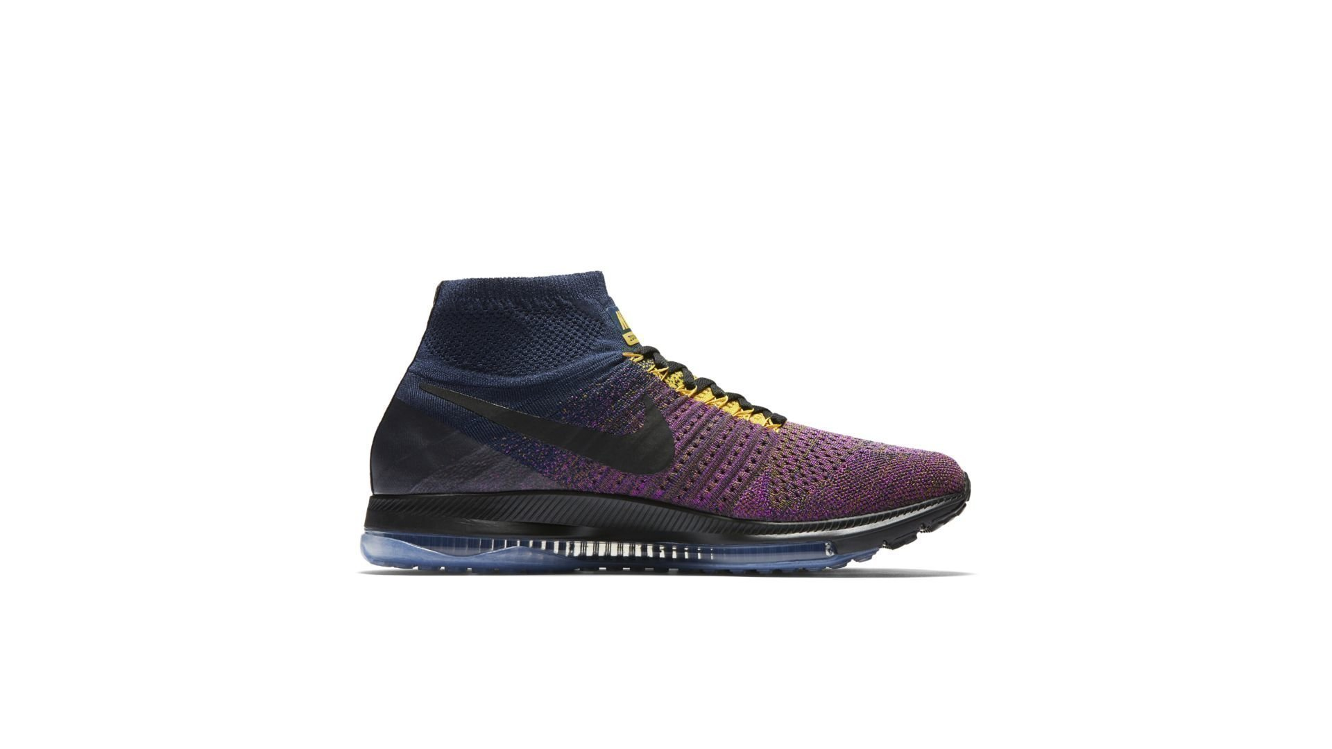 Nike Zoom All Out Flyknit College Navy (881679-400)