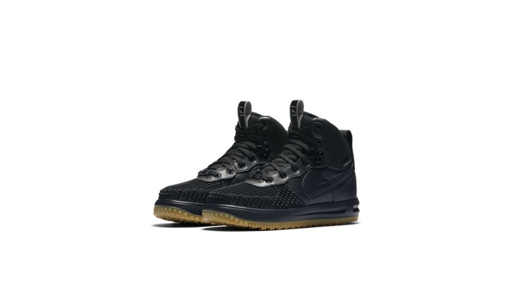 Nike Lunar Force 1 Duckboot Black Gum (GS)